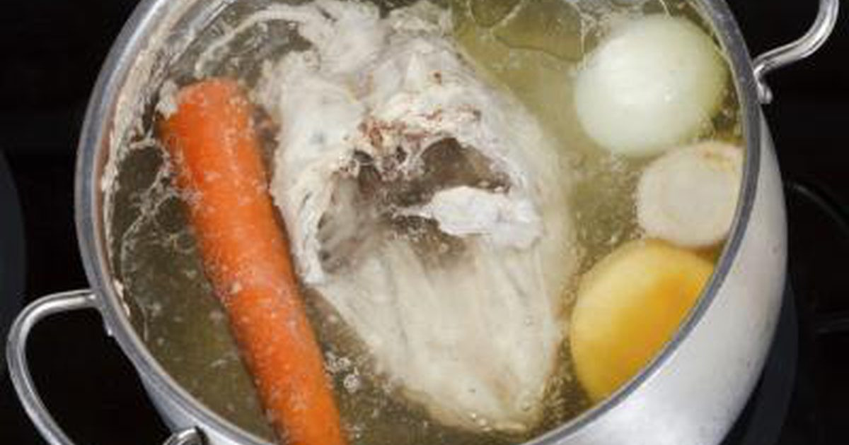 Boiling Chicken Breasts  Nutritional Content of Boiled Chicken