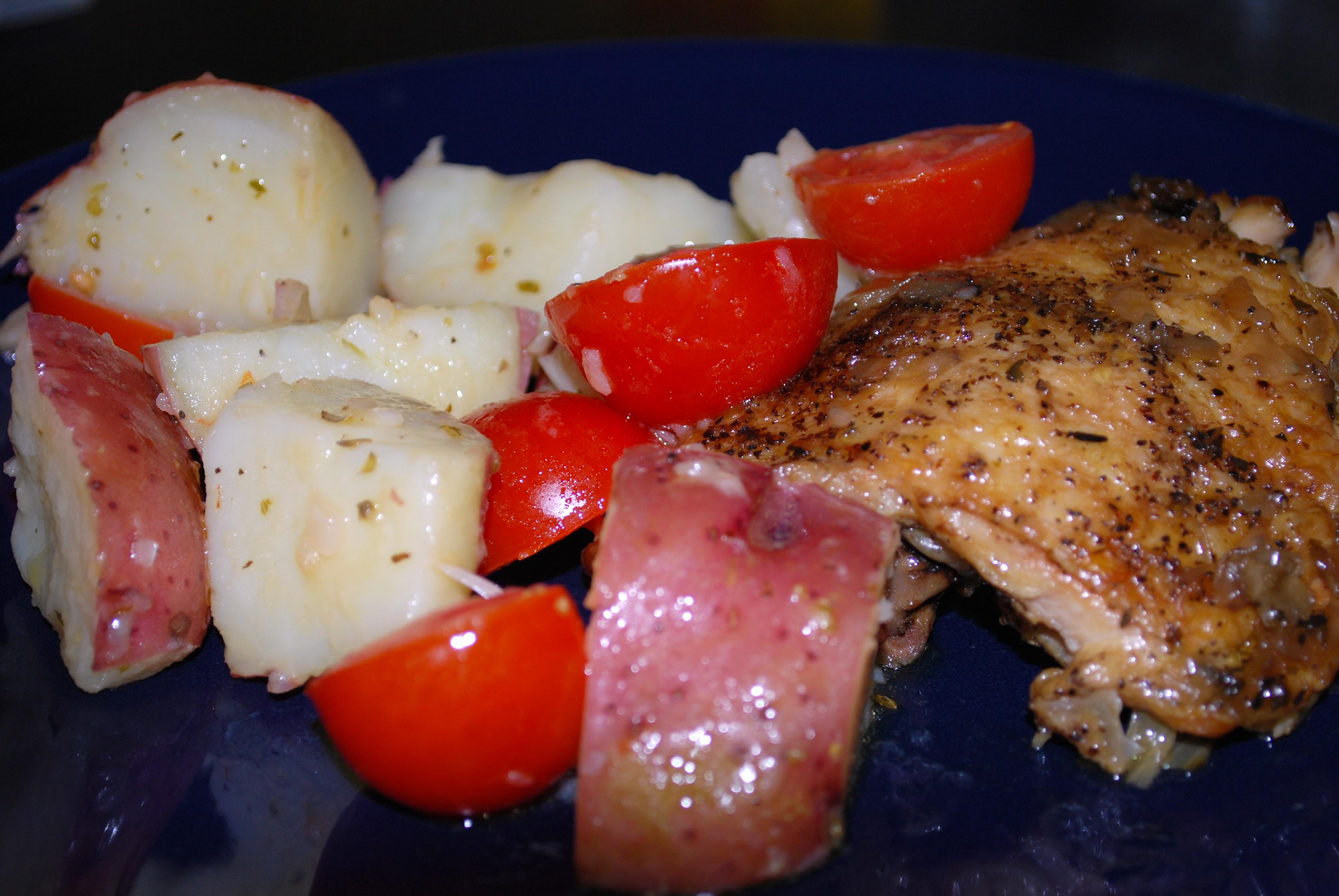 Bone In Chicken Thighs  My latest culinary triumph bone in chicken
