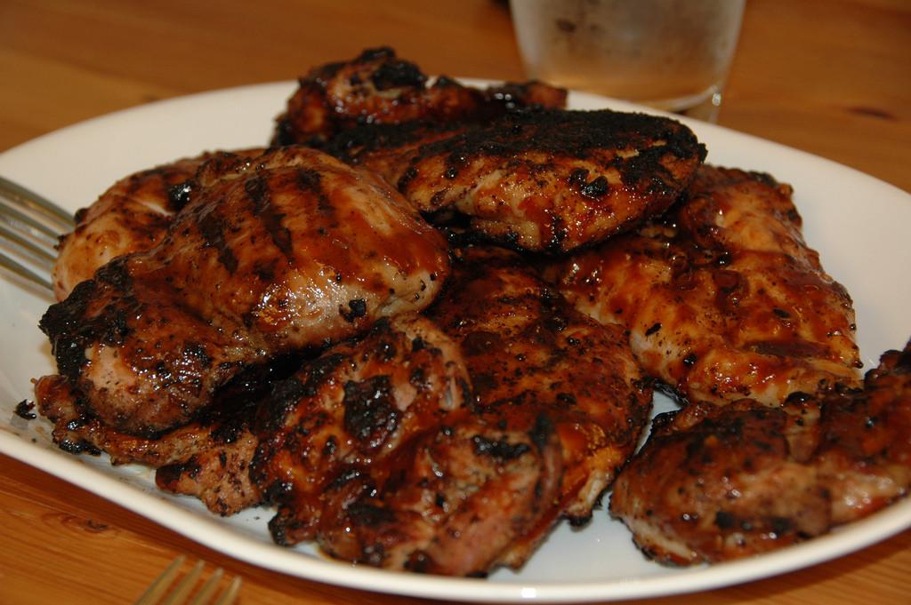 Boneless Chicken Thighs Recipes  grilled boneless chicken thigh recipes