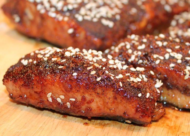 Boneless Pork Ribs Recipes  baked boneless pork ribs recipe