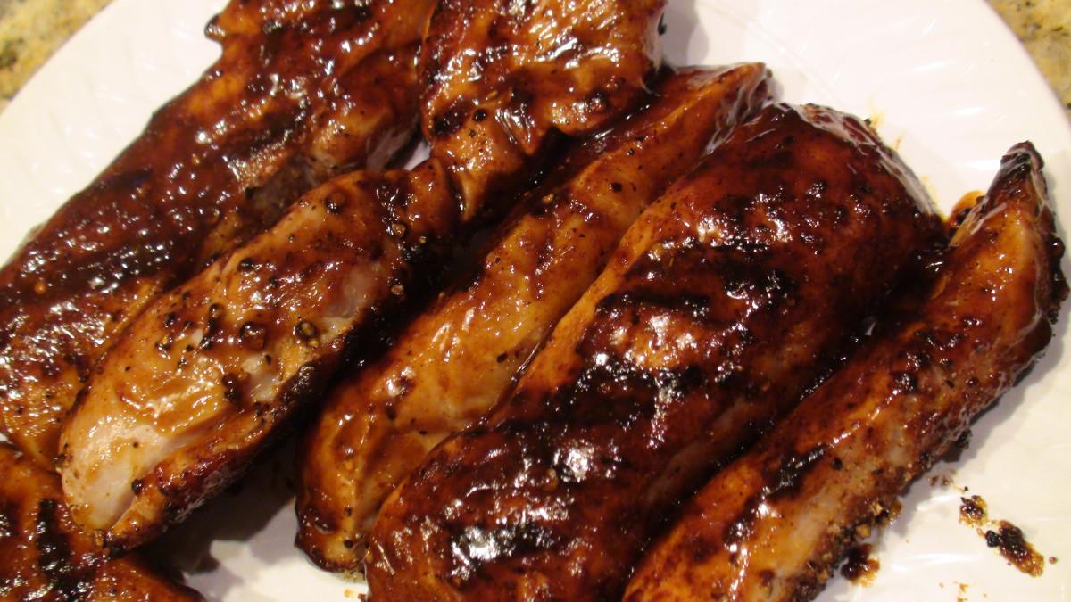 Boneless Pork Ribs Recipes  Country style Boneless Pork Ribs with Chipotle Sauce