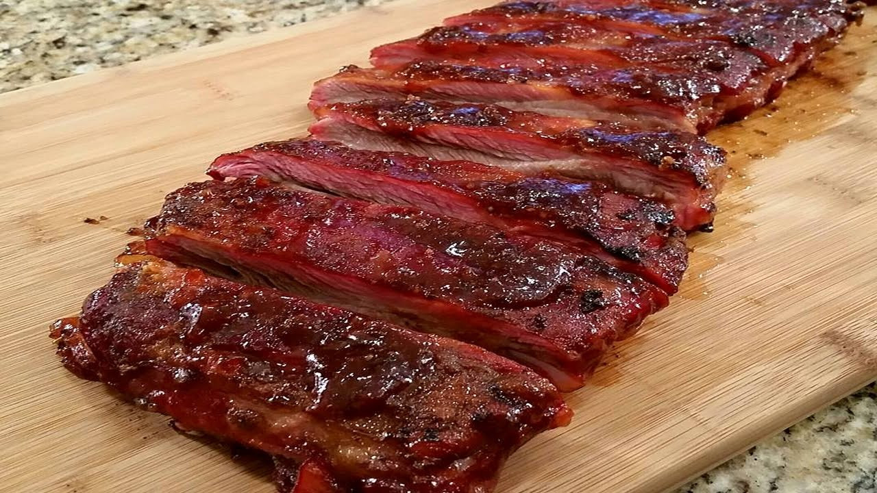 Boneless Pork Ribs Recipes  traeger boneless pork ribs