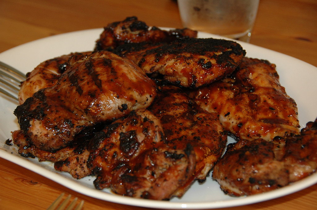 Boneless Skinless Chicken Thighs Recipe  grilled boneless chicken thigh recipes