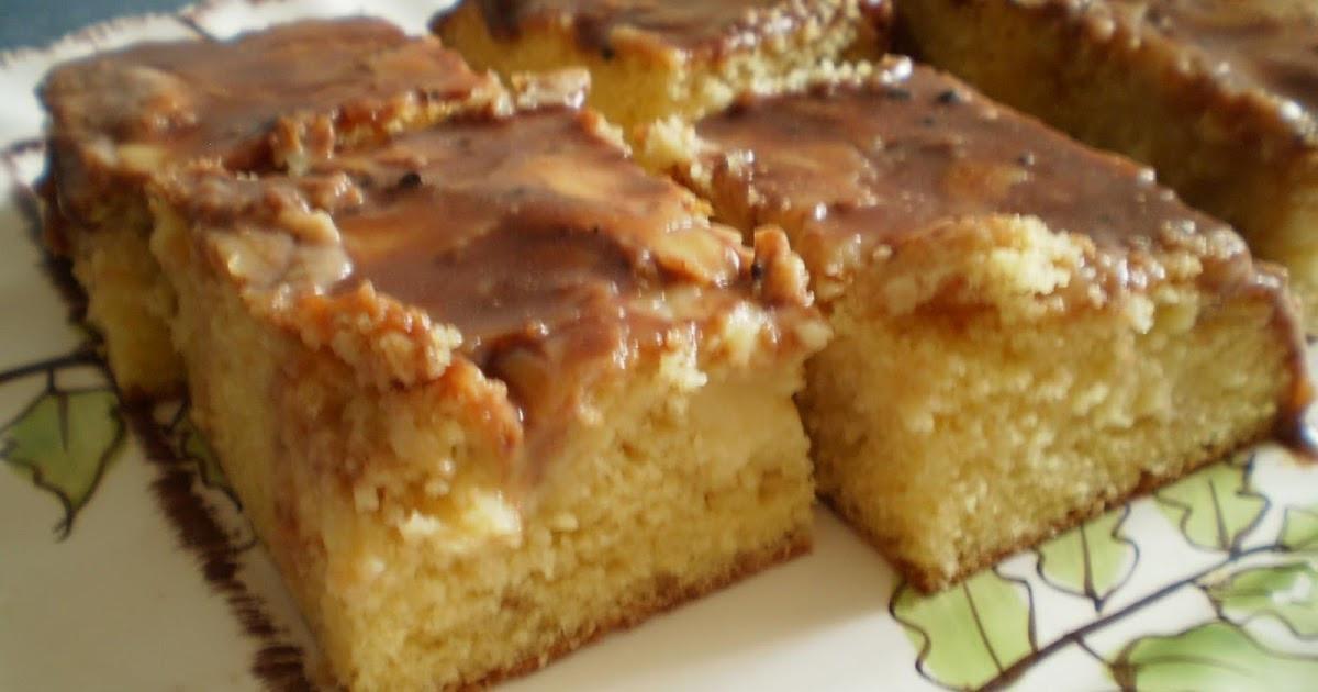 Boston Cream Pie Poke Cake  The Happy Baker Boston Cream Poke Cake