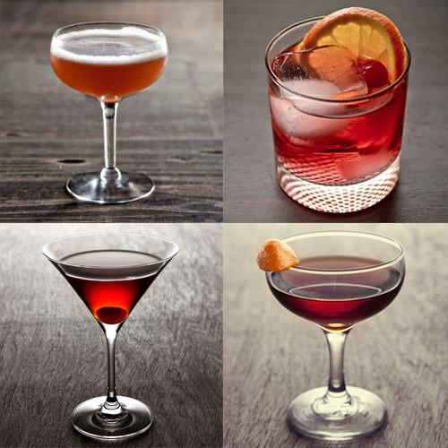 Bourbon Mixed Drinks  Bourbon Cocktail Recipe — Dishmaps