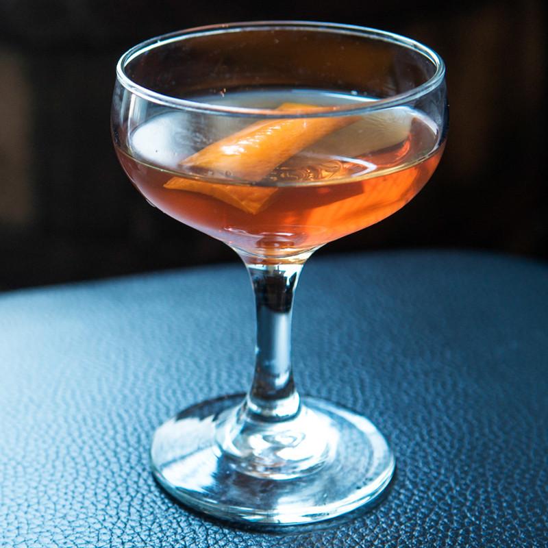 Bourbon Mixed Drinks  Mancini Bourbon Cocktail Recipe