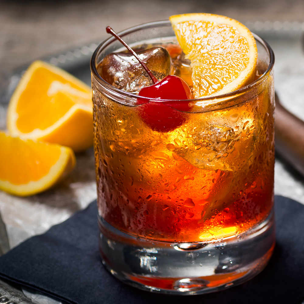 Bourbon Mixed Drinks  bourbon hard cider