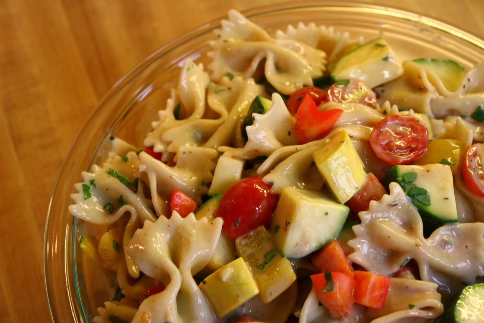 Bowtie Pasta Salad  So Many Memories Bow Tie Pasta Salad