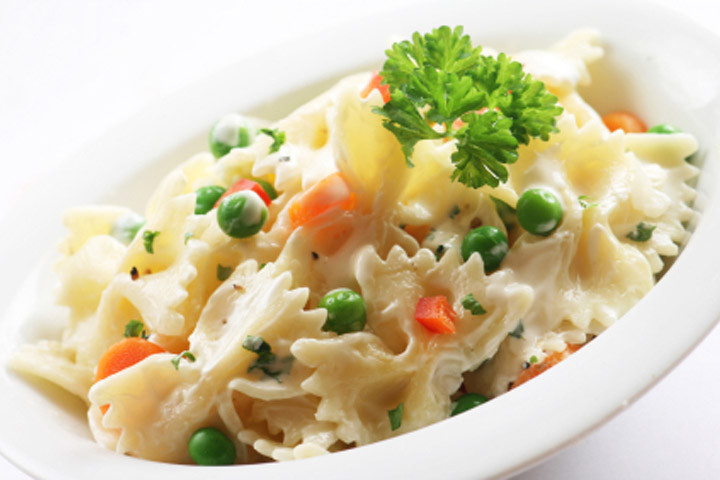Bowtie Pasta Salad  Bow Tie Pasta Salad Recipes CDKitchen