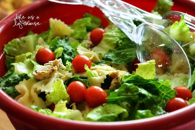 Bowtie Pasta Salad  Chicken Bow Tie Pasta Salad