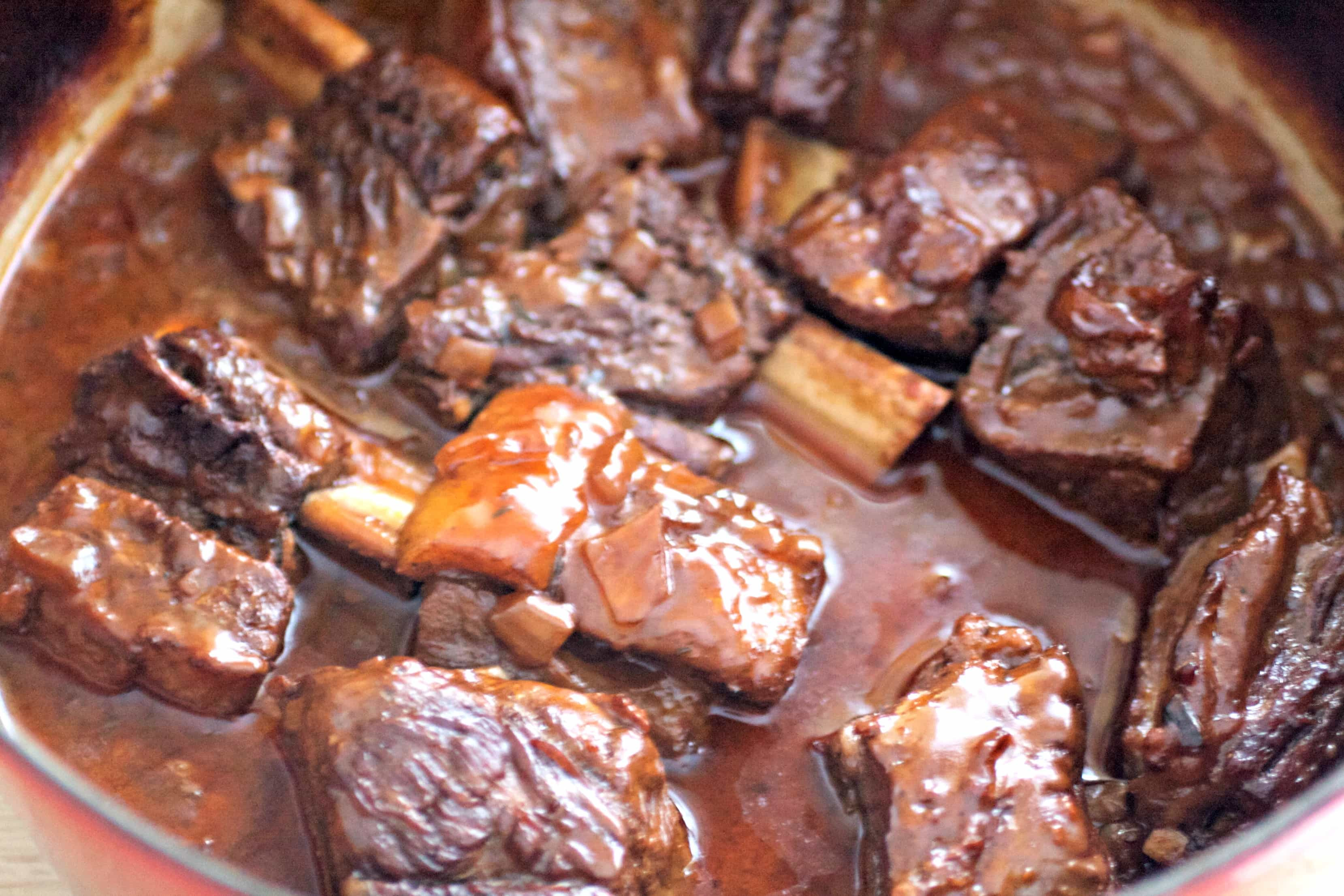 Braised Beef Short Ribs Recipe  Braised Beef Short Ribs Recipe Slow Cooked Tasty Ever