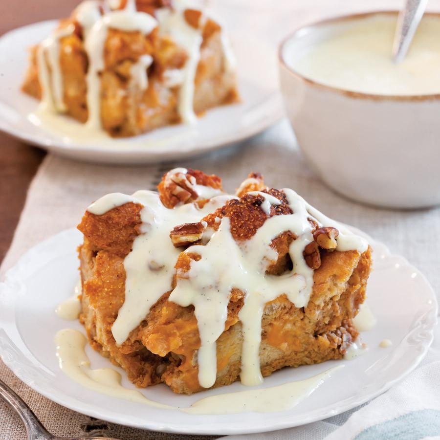 Bread Pudding Dessert  Sweet Potato Bread Pudding Taste of the South