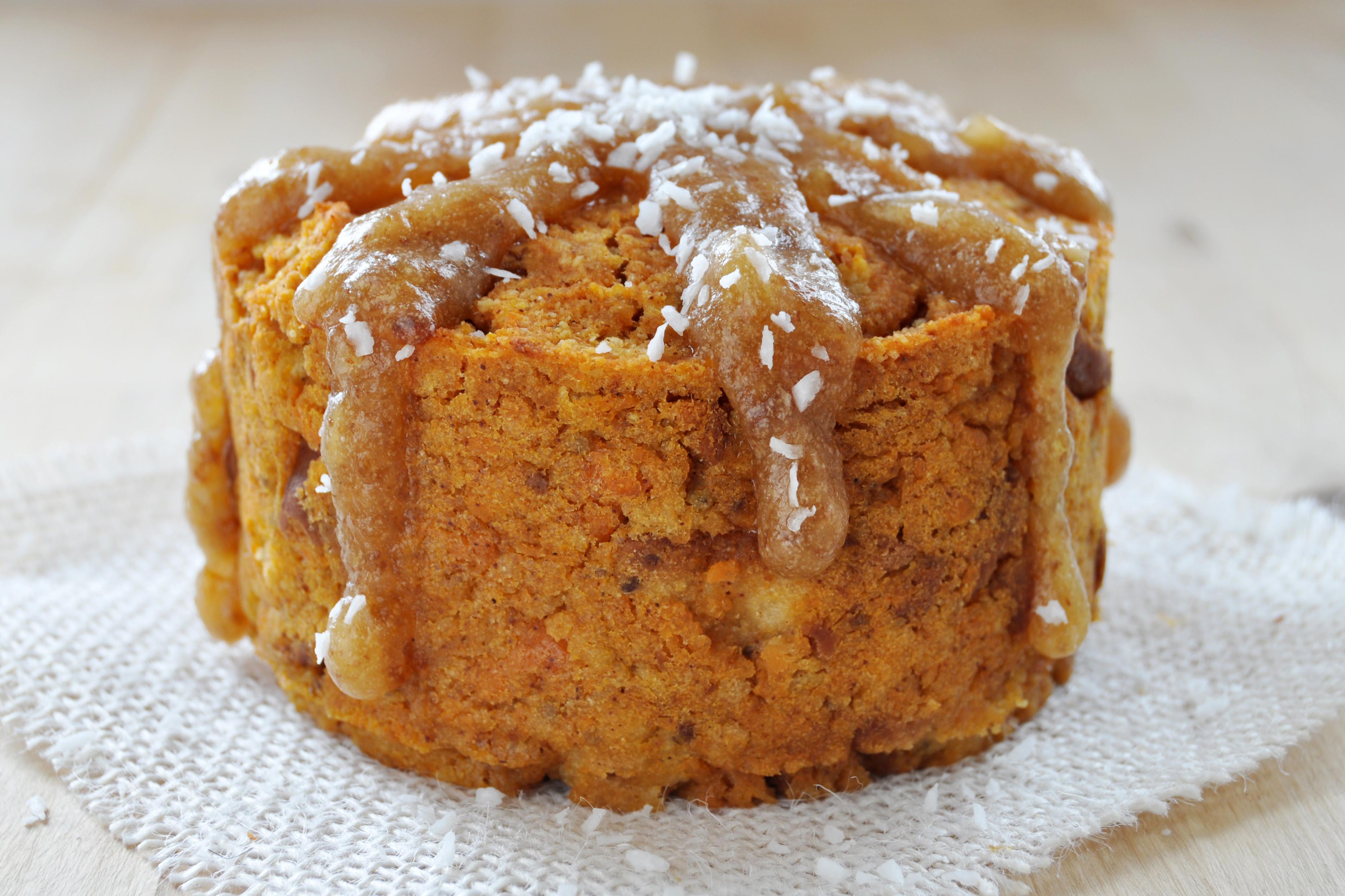 Bread Pudding Dessert  Sweet Potato Bread Pudding Caramel Sauce Vegan Gluten Free