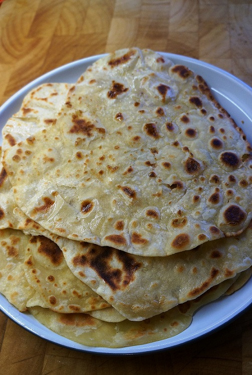 Bread Recipe No Yeast  Flatbread Recipe No Yeast how to make flatbreads with
