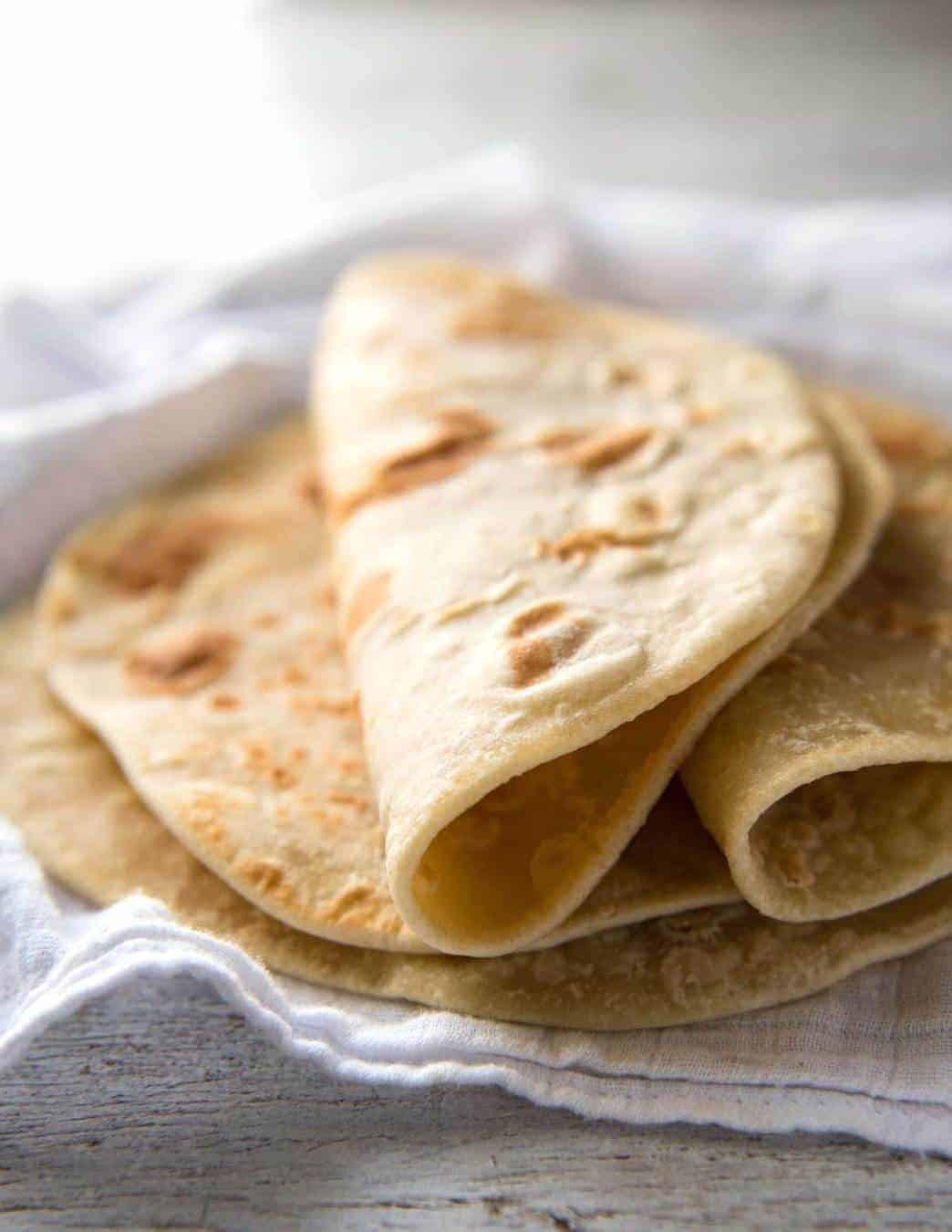 Bread Recipe No Yeast  whole wheat pita bread recipe no yeast