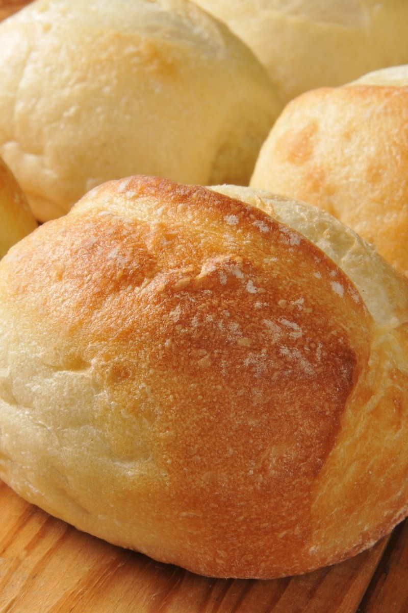 Bread Roll Recipe  French Bread Rolls to Die For