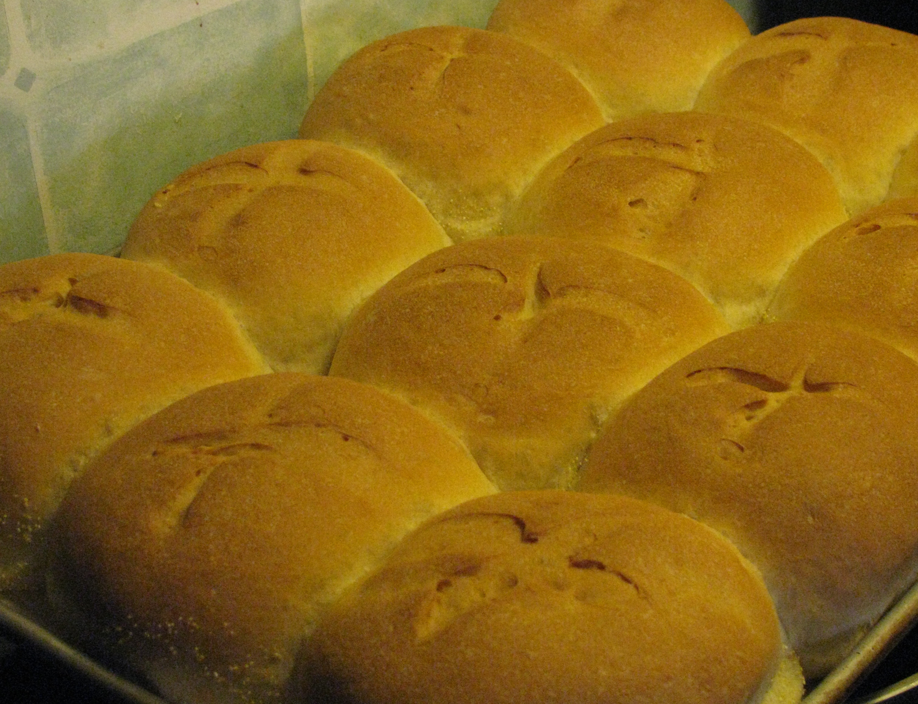 Bread Roll Recipe  Sandwich Rolls