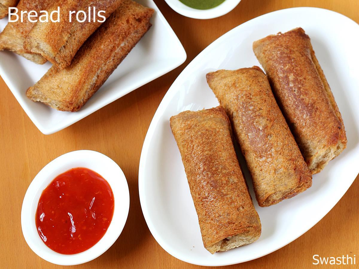 Bread Roll Recipe  Bread roll recipe