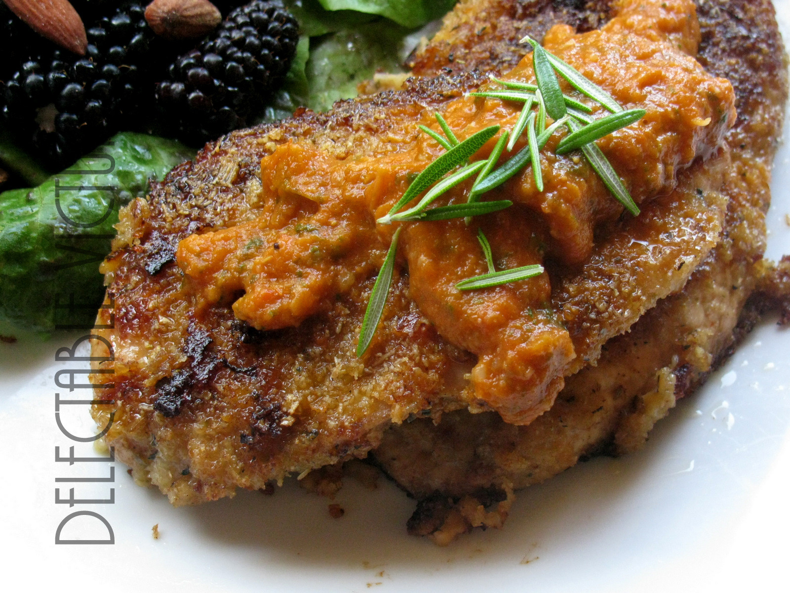 Breaded Fried Chicken  Delectable Victuals Easy Breaded Pan fried Chicken Breasts
