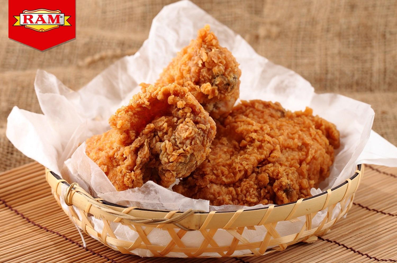 Breaded Fried Chicken  Breaded Fried Chicken