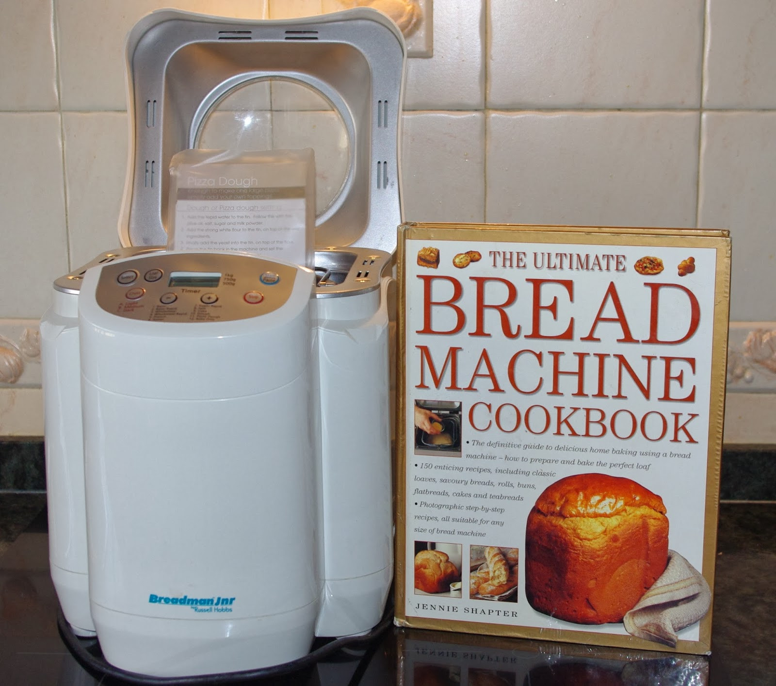 Breadman Bread Machine Recipes  Digame For Sale Furniture and household items