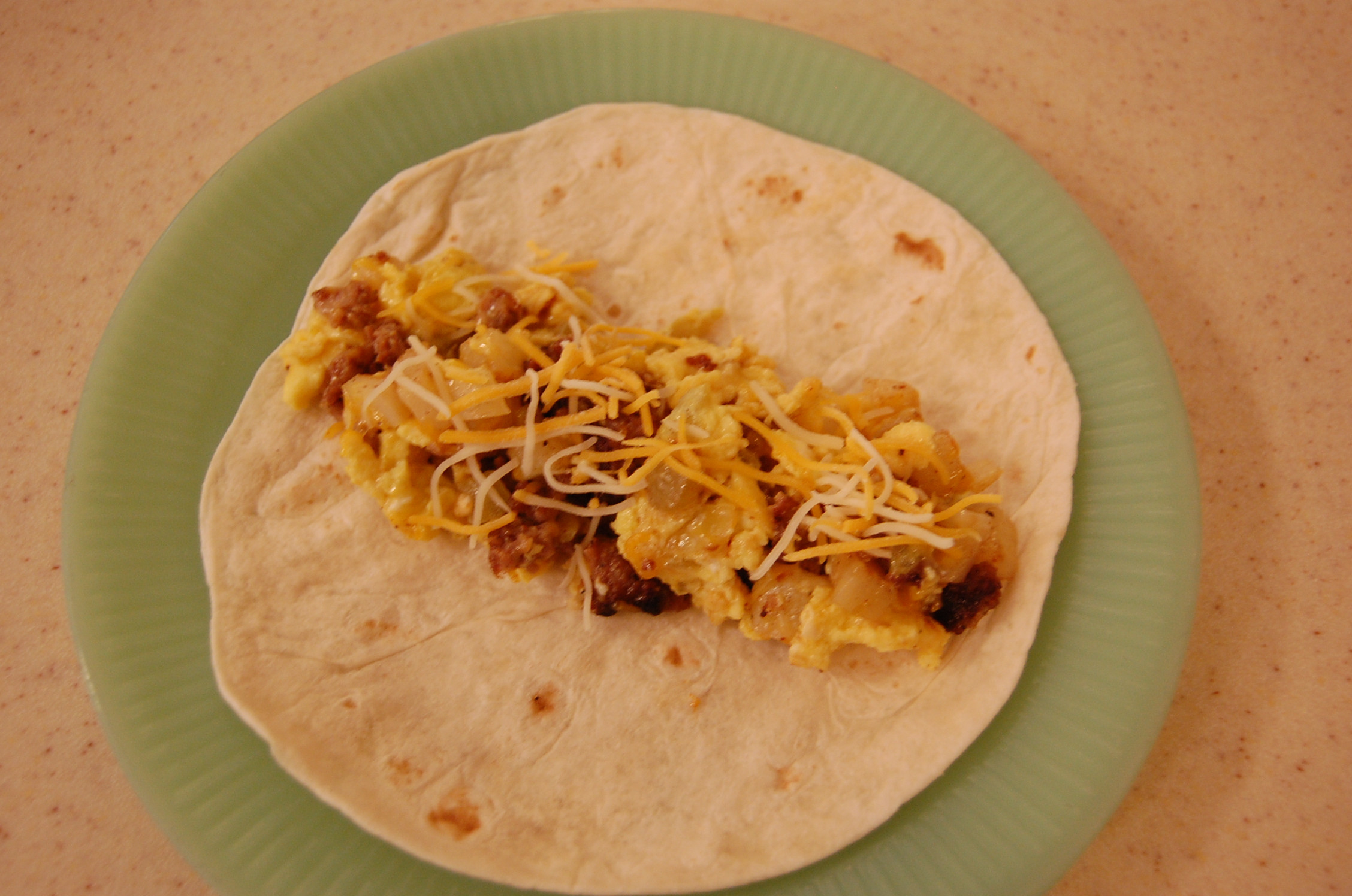 Breakfast Burrito Recipe Easy  Easy Breakfast Burrito Recipe for Stress Free Mornings