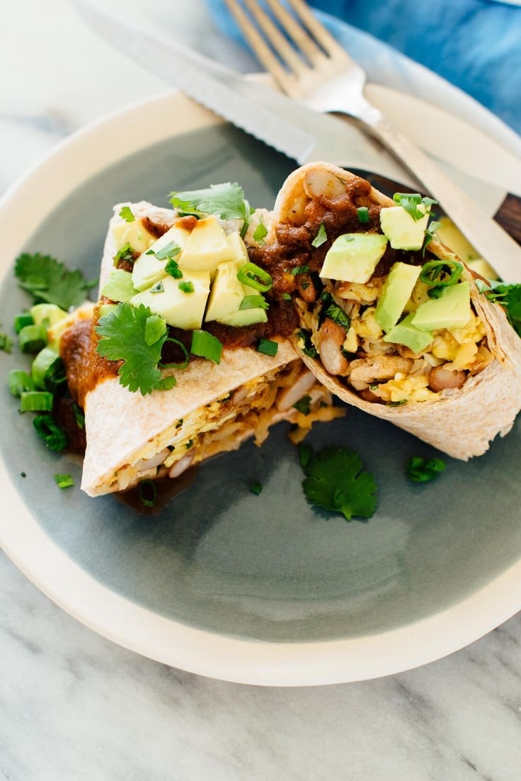 Breakfast Burritos Recipes  10 Breakfast Burrito Recipes You Should Try crazyforus