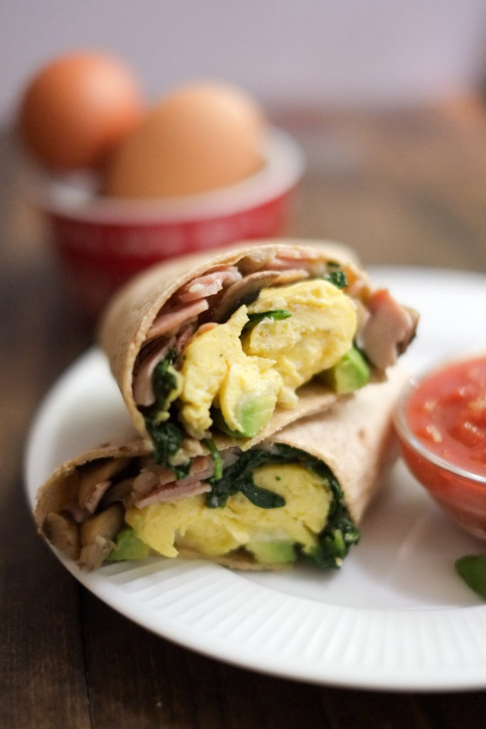Breakfast Burritos Recipes  School Morning Breakfast Burrito Recipe