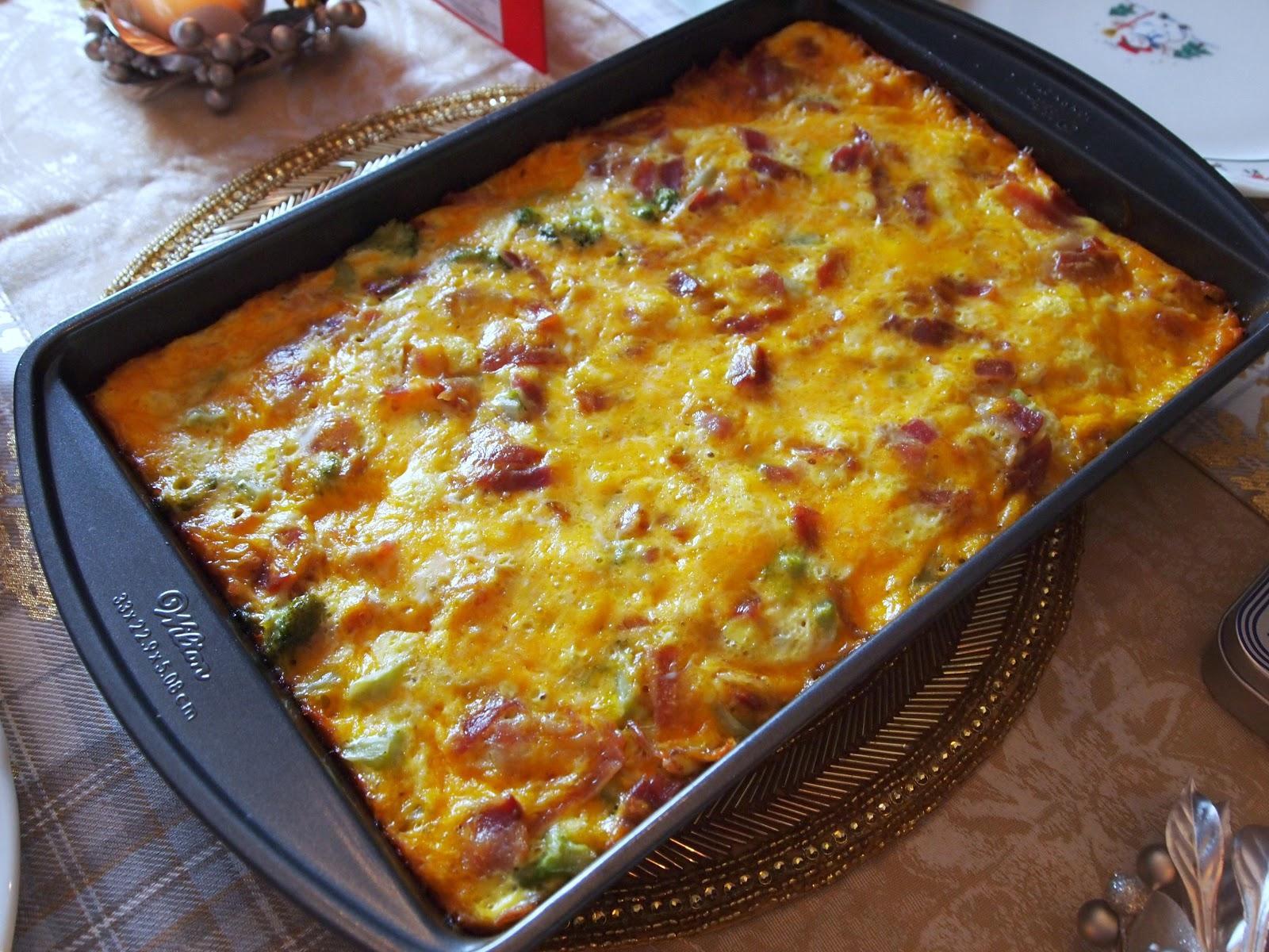 Breakfast Casserole With Tater Tots  Tater Tot Breakfast Casserole Paperblog