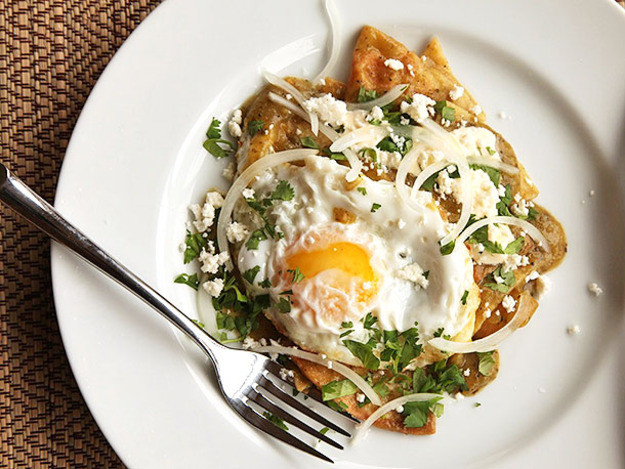 Breakfast Chilaquiles Recipe  17 Easy Breakfasts to Feed a Crowd