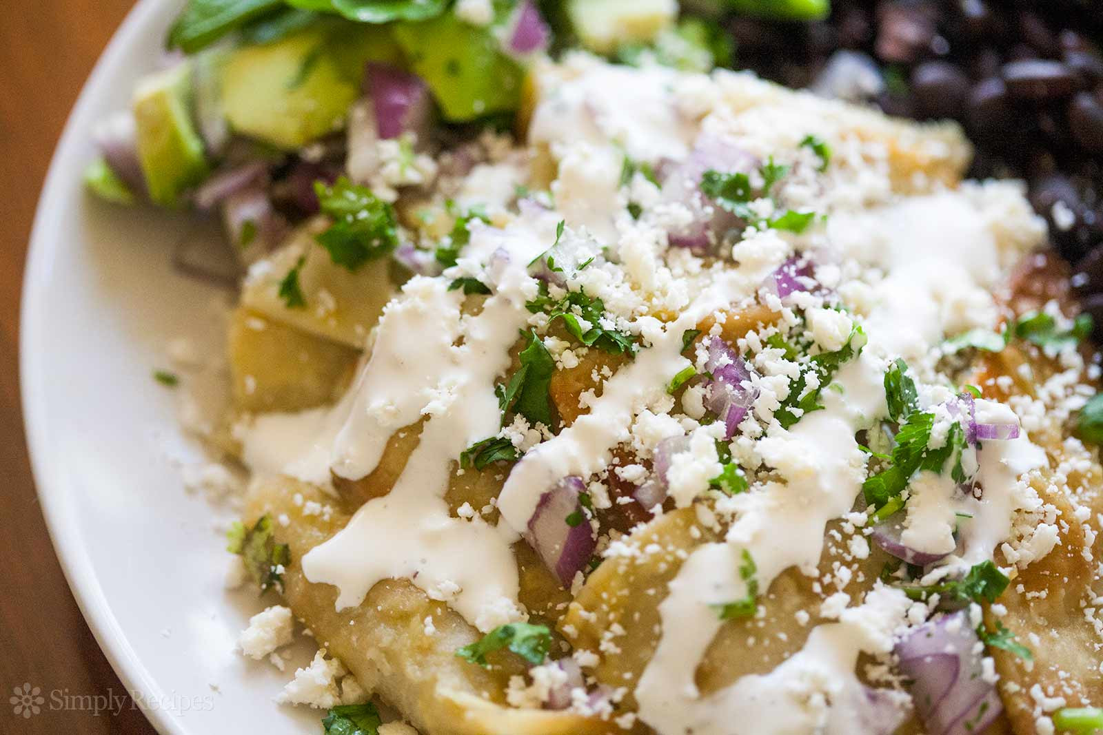 Breakfast Chilaquiles Recipe  Chilaquiles Recipe