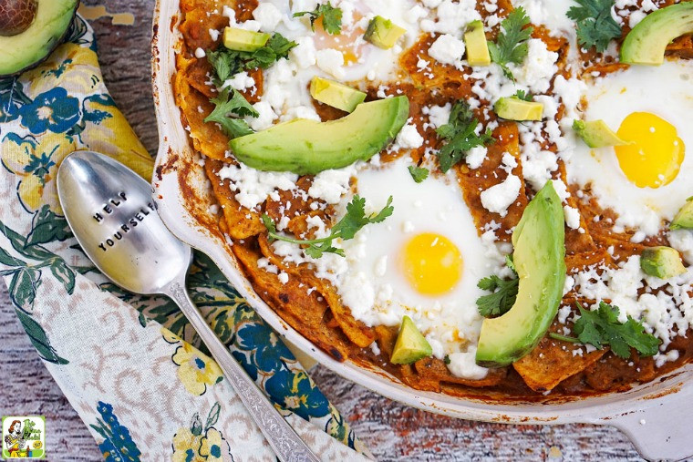 Breakfast Chilaquiles Recipe  How to Make an Easy Breakfast Chilaquiles Recipe