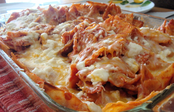 Breakfast Chilaquiles Recipe  jetaimelautomne — Chilaquiles Recipe