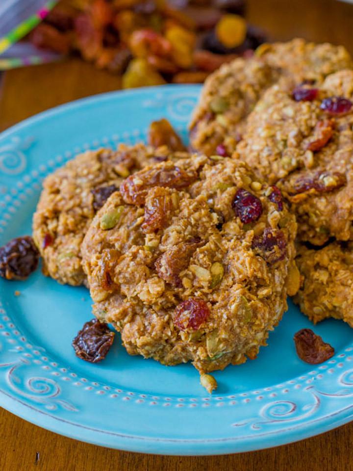 Breakfast Cookie Recipes  Gluten Free Breakfast Cookies Recipes