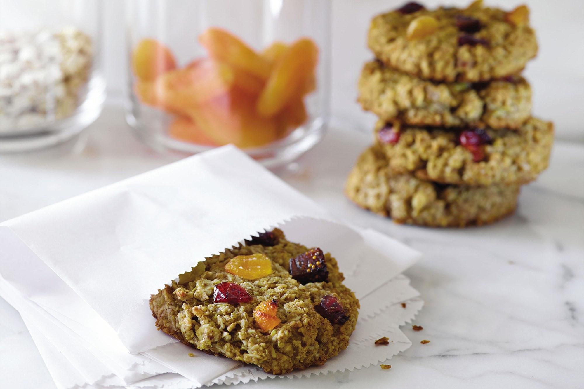Breakfast Cookie Recipes  Breakfast Cookies recipe