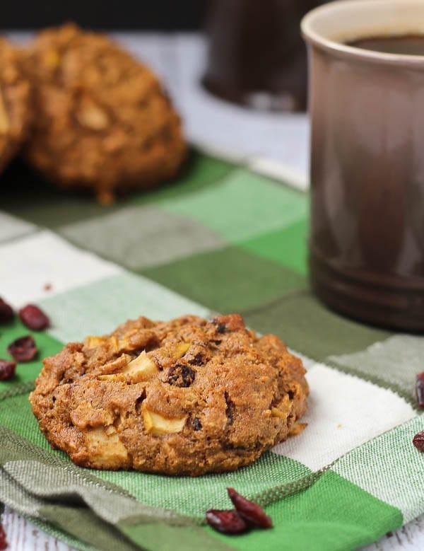 Breakfast Cookie Recipes  Gingerbread Breakfast Cookie Recipe Rachel Cooks