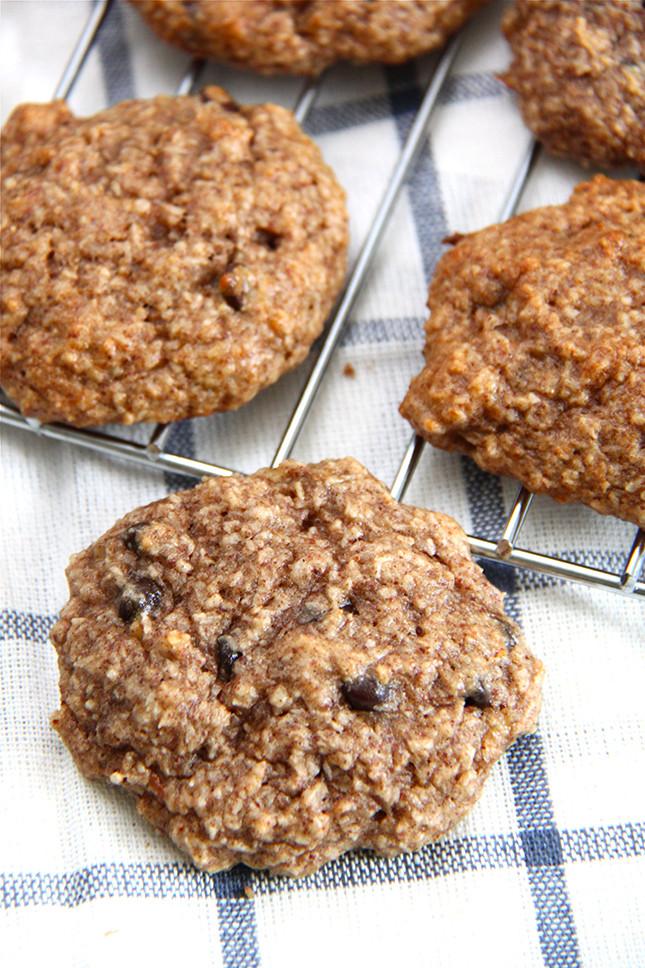 Breakfast Cookie Recipes  Grain Free Paleo Breakfast Cookie Recipe Smashed Peas