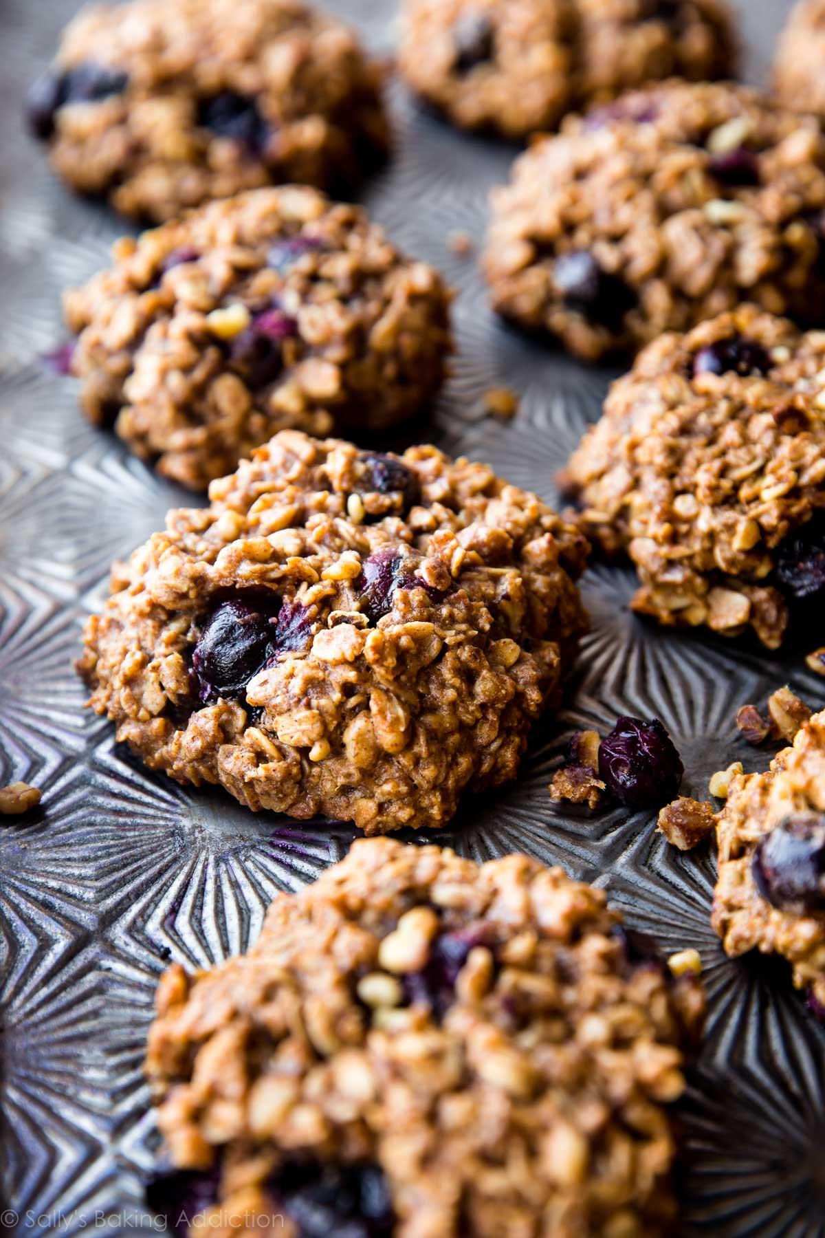 Breakfast Cookie Recipes  Good Morning Sunshine Breakfast Cookies Sallys Baking