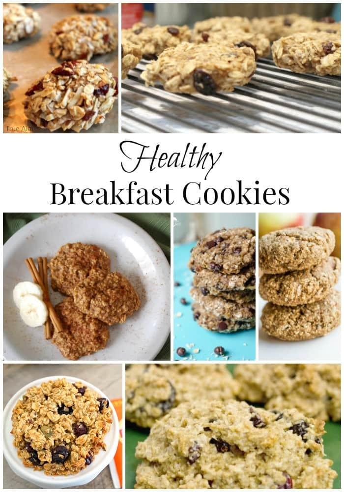 Breakfast Cookie Recipes  Healthy Breakfast Cookie Recipes