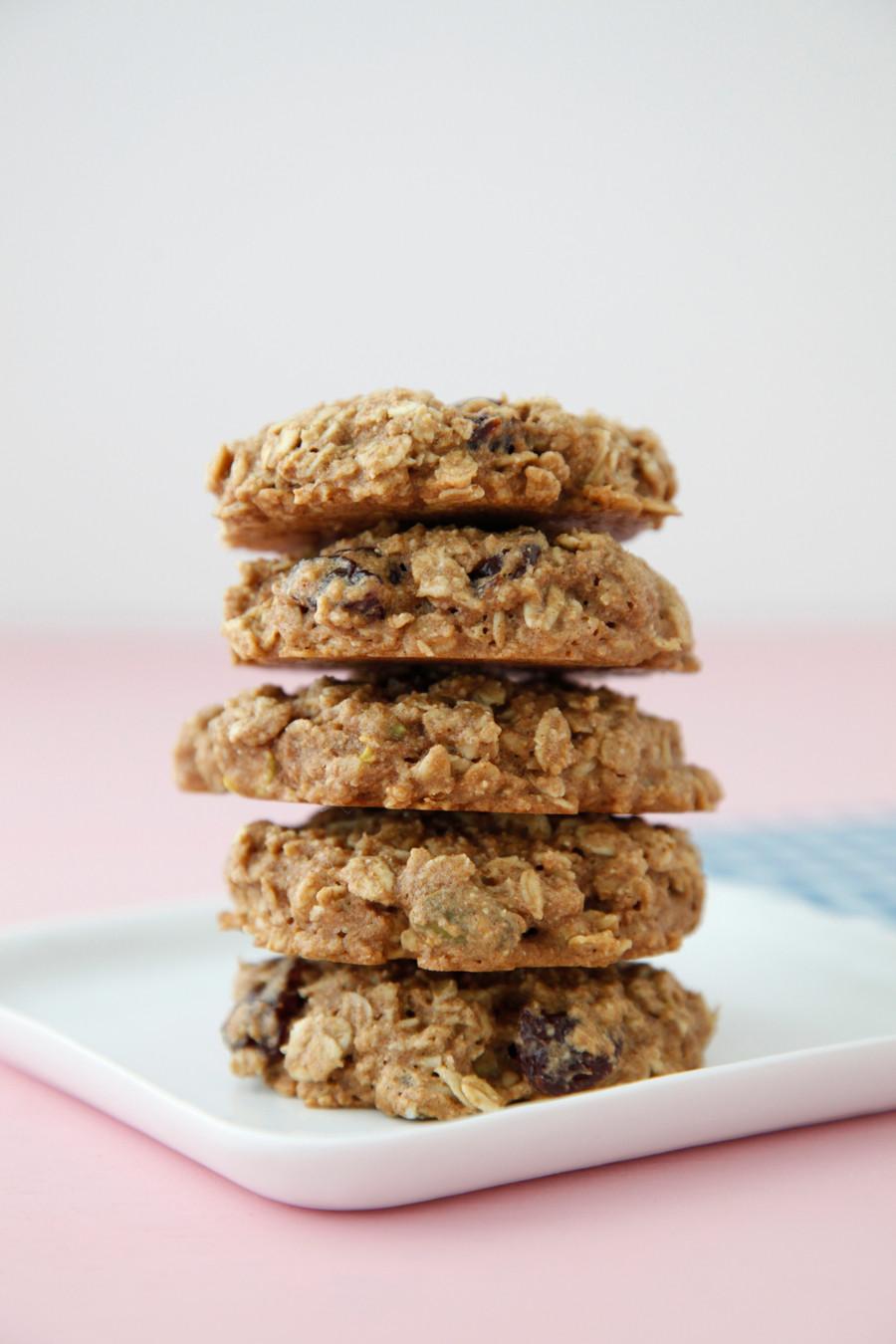 Breakfast Cookies Recipe  Breakfast Cookies