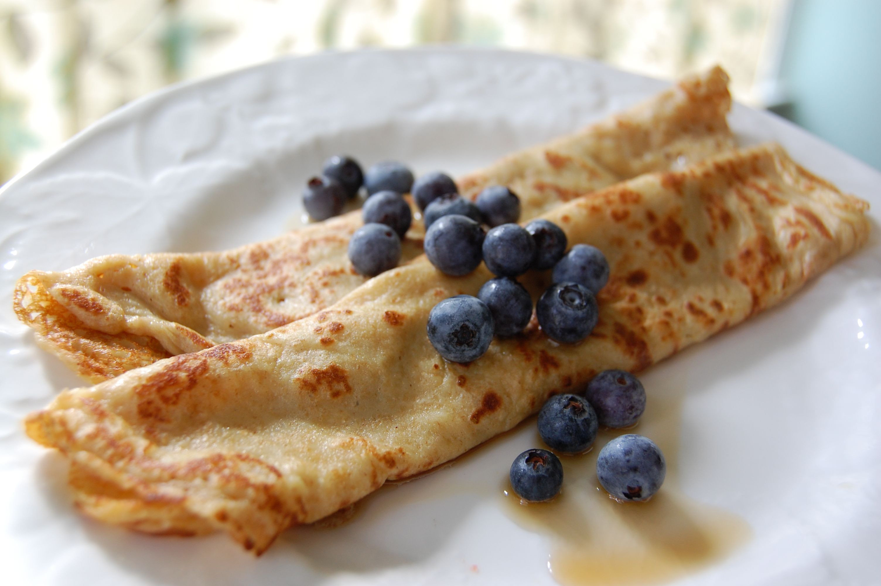 Breakfast Crepe Recipe  Recipe Crepes for breakfast or dessert