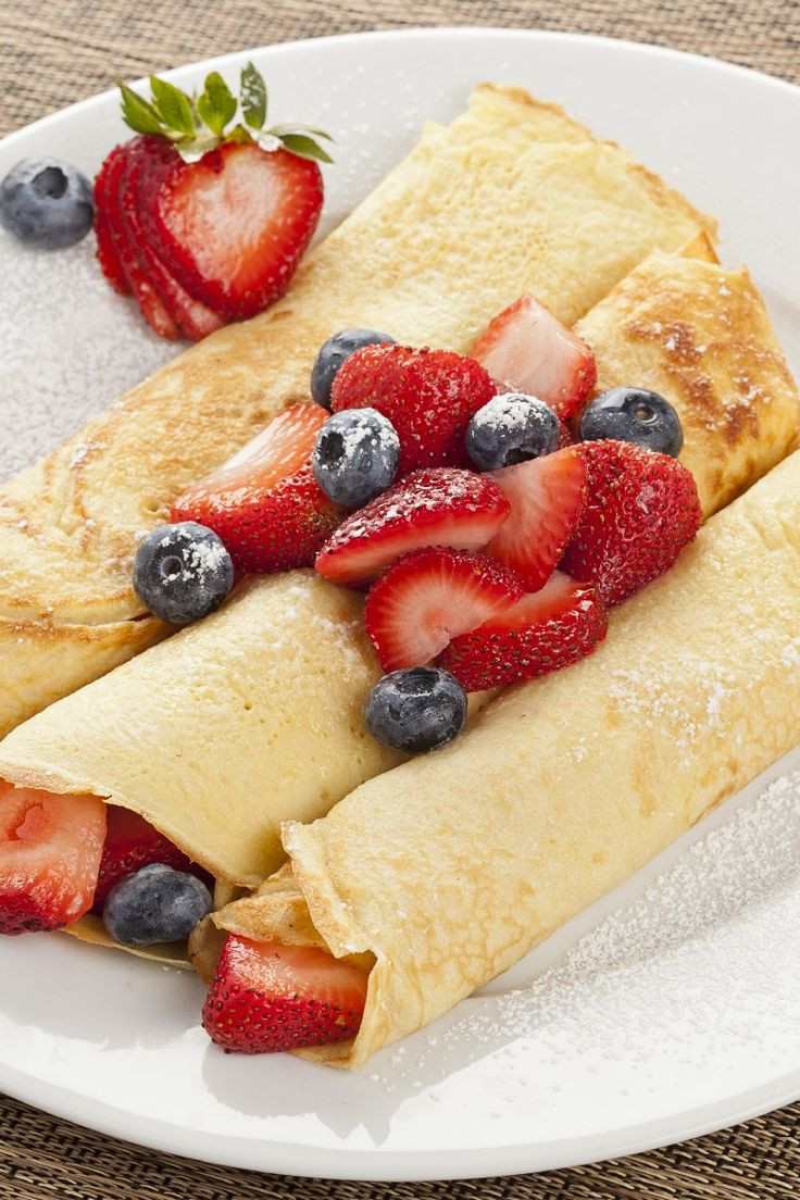 Breakfast Crepe Recipe  1000 ideas about Vegan Crepes on Pinterest