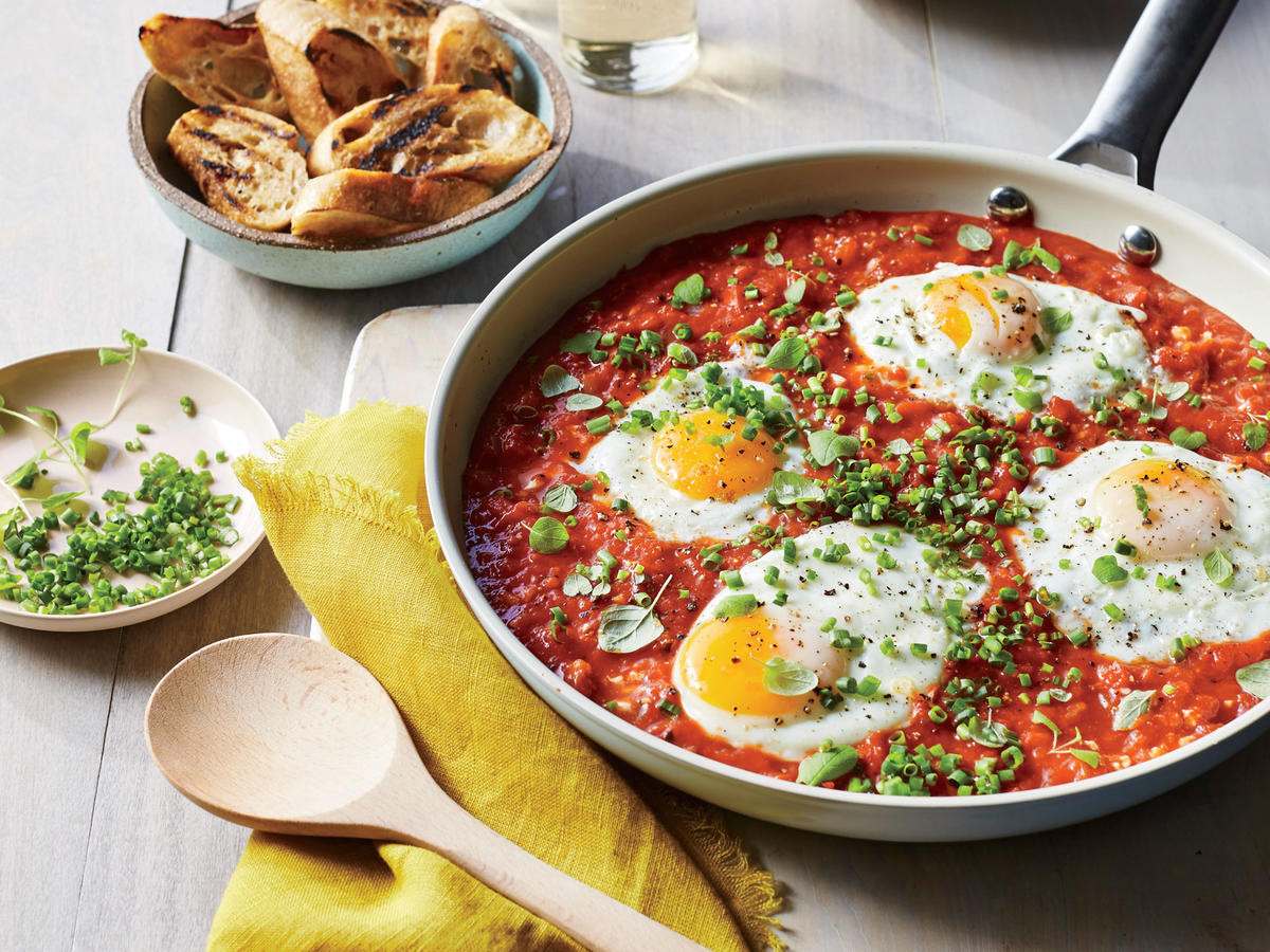 Breakfast Egg Recipes  Meet Shakshuka Our Newest Brunch Obsession Cooking Light