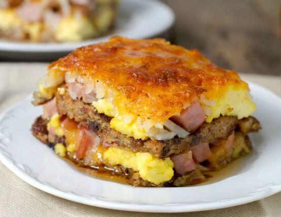 Breakfast Lasagna Recipes  Breakfast Lasagna