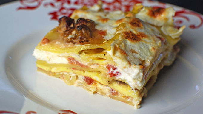 Breakfast Lasagna Recipes  Breakfast Lasagna recipe from Tablespoon