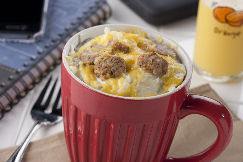 Breakfast Mug Recipes  Breakfast in a Mug