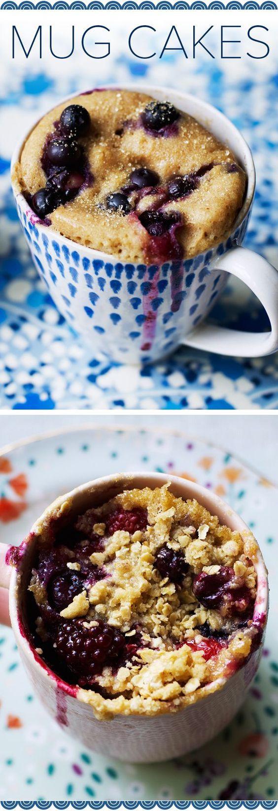 Breakfast Mug Recipes  Mug cakes Recipes for breakfast and Mugs on Pinterest