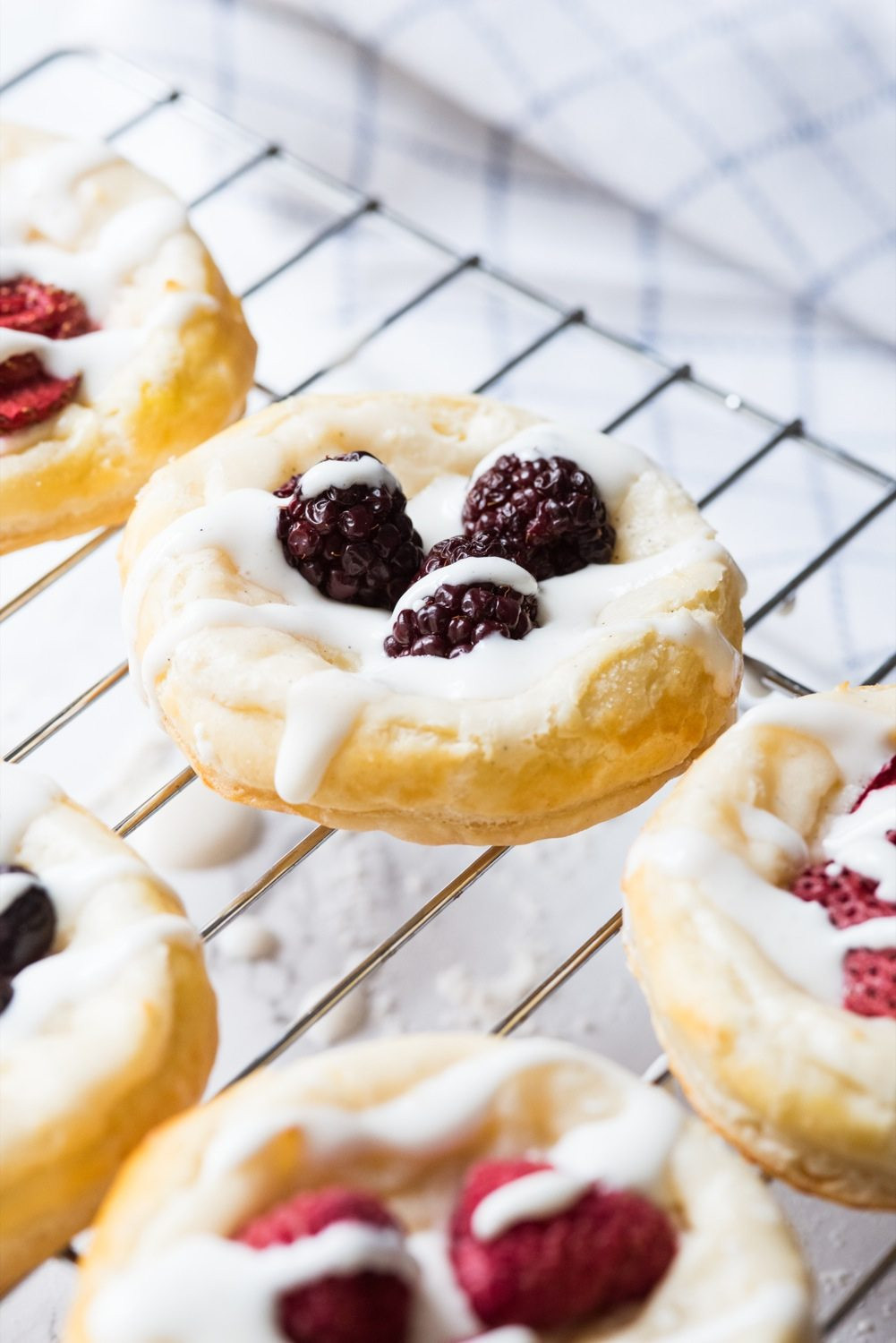 Breakfast Pastries Recipes  Berry Cream Cheese Breakfast Pastries The Sweetest