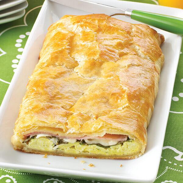 Breakfast Pastries Recipes  phyllo dough breakfast pastries