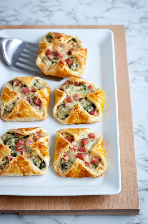 Breakfast Pastries Recipes  puff pastry nibbles food recipes